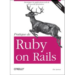 Pratique de Ruby On Rails (O'Reilly)